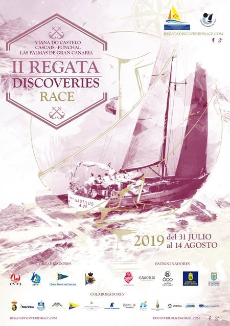 Regata Discoveries Race 2019